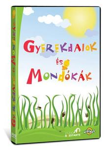 Kil�t� Publishing Kft - GYEREKDALOK �S MOND�K�K  - 1 LEMEZES