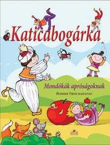 Gönczöl Andrea - Katicabogárka - Mondókáskönyv apróságoknak