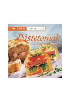 Dr. Oetker - P�ST�TOMOK �S ASZPIKOS FINOMS�GOK