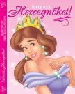Susaeta - Színezz Hercegnőket! - Borsószem hercegkisasszony