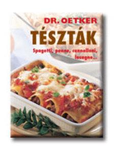 Dr. Oetker - T�SZT�K - SPAGETTI, PENNE, CANNELLONI, LASAGNE...
