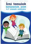 Dr. Szabóné Zavaczki Andrea-Zavaczki Gabriella - Írni tanulok - betűelemek, jelek 4-7 évesek számára