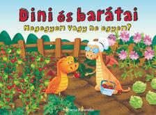 Roberto Pavanello - Dini �s bar�tai 3: Megegyem vagy ne egyem? - KEM�NY BOR�T�S