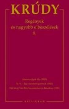 KR�DY GYULA - REG�NYEK �S NAGYOBB ELBESZ�L�SEK 8.