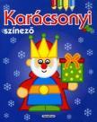 - KARÁCSONYI SZÍNEZŐ - KÉK