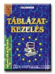 BÁRTFAI BARNABÁS - TÁBLÁZATKEZELÉS INFORMATIKAI FÜZETEK 5