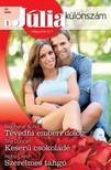 Stephanie Bond, Tina Duncan, Abby Green - Júlia különszám 55. kötet (Tévedni emberi dolog,  Keserű csokoládé,  Szerelmes tangó) [eKönyv: epub,  mobi]