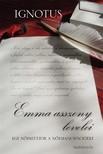 Ignotus - Emma asszony levelei [eKönyv: epub,  mobi]