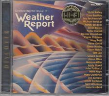 - CELEBRTAING THE MUSIC OF WEATHER REPORT CD