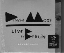 - DEPECHE MODE LIVE IN BERLIN 2CD