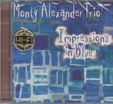 - IMPRESSIONS IN BLUE CD MONTY ALEXANDER