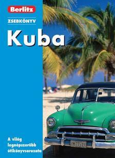 . - KUBA - BERLITZ ZSEBK�NYV -