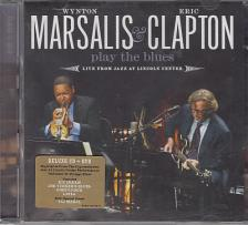 - MARSALIS & CLAPTON PLAY THE BLUES CD+DVD