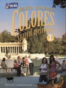 56496/NAT - COLORES 1. - SPANYOL NYELVKÖNYV CD-VEL (NAT 2012)