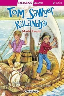 - Olvass vel�nk! (3) - Tom Sawyer kalandjai