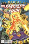 Jonathan Edwards - Fantastic Four No. 580 [antikvár]