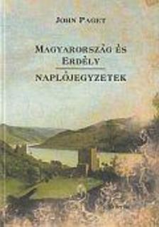 John Paget - Magyarorsz�g �s Erd�ly - Napl�jegyzetek