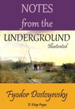 Fyodor Dostoyevsky, Constance Garnett, Murat Ukray - Notes from the Underground [eK�nyv: epub,  mobi]