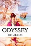 Homeros Homeros, Samuel Butler, Murat Ukray - Odyssey [eK�nyv: epub,  mobi]