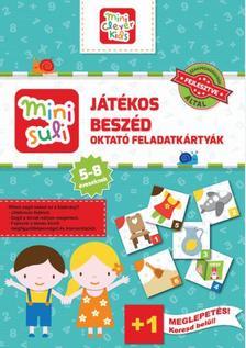 - Mini Suli Játékos Beszéd - feladatlap - 5-8 éveseknek