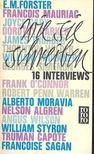 Cowley, Malcolm - Wie sie schreiben - Sechzehn Interviews [antikv�r]