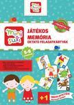 - Mini Suli Játékos Memória - feladatlap - 5-8 éveseknek
