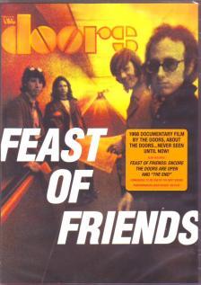 - FEAST OF FRIENDS DVD THE DOORS