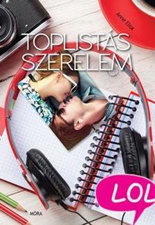 Anne Eliot - Toplist�s szerelem - LOL-k�nyvek