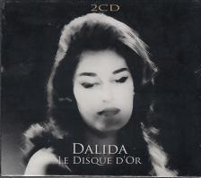 - DALIDA LE DISQUE D'OR 2CD