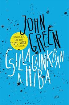 Green, John - Csillagainkban a hiba - kem�ny bor�t�s