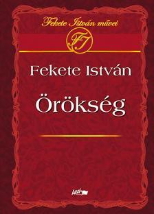 Fekete Istv�n - �R�KS�G - FEKETE ISTV�N M�VEI - #