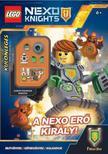 - LEGO Nexo Knights - A Nexo er� kir�ly -K�l�nleges f�ldes�r robot minifigur�val!