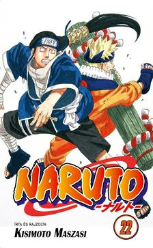 Kisimoto Maszasi - Naruto 22. - �jj�sz�let�s!!