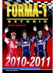 D�vid S�ndor - Forma-1 sztorik,  2010-2011 [eK�nyv: epub,  mobi]