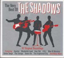 - THE VERY BEST OF SHADOWS 3CD 62 ORIGINAL HITS