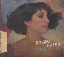 Pátkai Rozina - VOCÉ E EU  CD