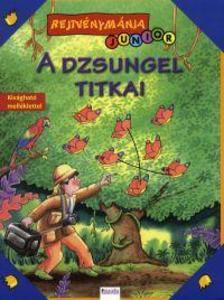 DI-454210 - A dzsungel titkai - Rejtvénymánia - junior