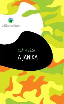 Cs�th G�za - A Janika [eK�nyv: epub, mobi]