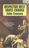Creasey, John - Inspector West Takes Charge [antikv�r]