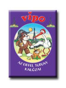 MIRAX BLUEBLACK 1908 KER. �S SZOLG. KFT. 2 - VIPO - AZ EIFFEL TORONY KAL�ZAI