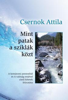Csernok Attila - Mint patak a szikl�k k�zt