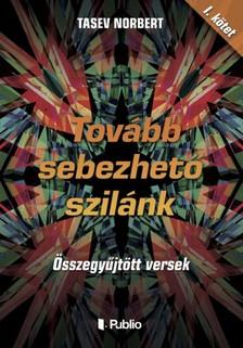 Norbert Tasev - Tovább sebezhető szilánk [eKönyv: epub, mobi]
