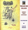 Murat Ukray Robert Louis Stevenson, - Treasure Island [eKönyv: epub,  mobi]