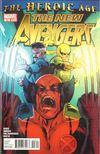 Bendis, Brian Michael, Immonen, Stuart - New Avengers No. 3. [antikvár]
