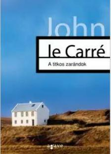 JOHN LE CARRÉ - A titkos zarándok