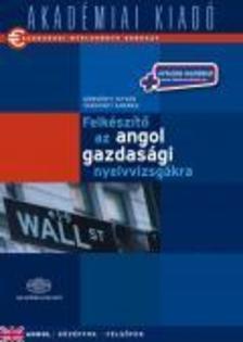 V�rkonyi Andrea - Felk�sz�t� az angol gazdas�gi nyelvvizsg�kra + net