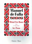 FALLA, MANUEL DE - RITUAL FIRE DANCE FROM EL AMOR BRUJO FOR PIANO