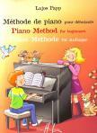 Papp Lajos - M�THODE DE PIANO POUR D�BUTANTS