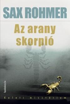 Judit Sávolyi - Az arany skorpió [eKönyv: epub, mobi]