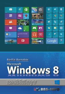 B�RTFAI BARNAB�S - Windows 8 zsebk�nyv